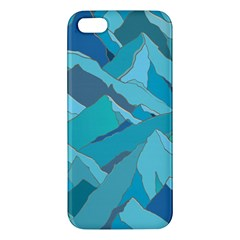Abstract Nature 17 Apple Iphone 5 Premium Hardshell Case by tarastyle