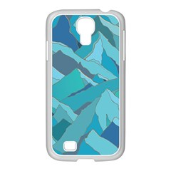 Abstract Nature 17 Samsung Galaxy S4 I9500/ I9505 Case (white) by tarastyle