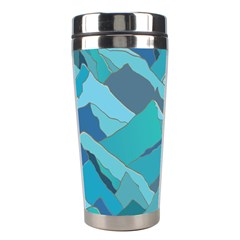 Abstract Nature 17 Stainless Steel Travel Tumblers by tarastyle