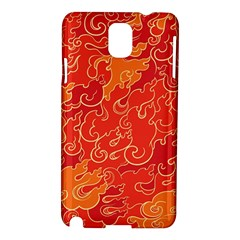 Abstract Nature 18 Samsung Galaxy Note 3 N9005 Hardshell Case by tarastyle