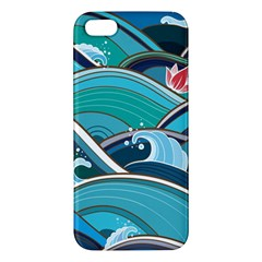 Abstract Nature 19 Apple Iphone 5 Premium Hardshell Case by tarastyle