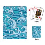 Abstract Nature 20 Playing Card Back