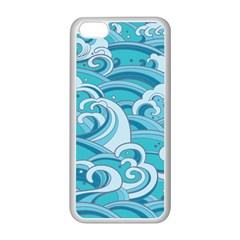 Abstract Nature 20 Apple Iphone 5c Seamless Case (white)