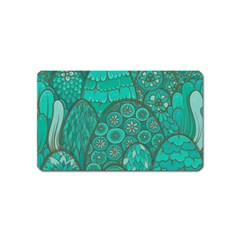 Abstract Nature 21 Magnet (name Card) by tarastyle