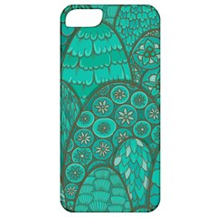 Abstract Nature 21 Apple Iphone 5 Classic Hardshell Case by tarastyle