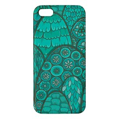 Abstract Nature 21 Apple Iphone 5 Premium Hardshell Case by tarastyle