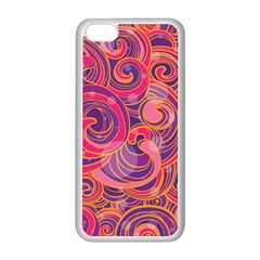Abstract Nature 22 Apple Iphone 5c Seamless Case (white)