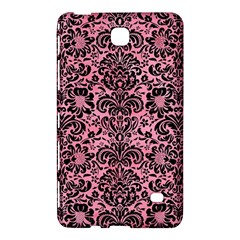 Damask2 Black Marble & Pink Watercolor Samsung Galaxy Tab 4 (7 ) Hardshell Case  by trendistuff