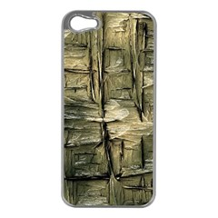 Grannys Hut   Structure 2a Apple Iphone 5 Case (silver) by MoreColorsinLife