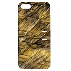 Grannys Hut   Structure 1a Apple Iphone 5 Hardshell Case With Stand by MoreColorsinLife