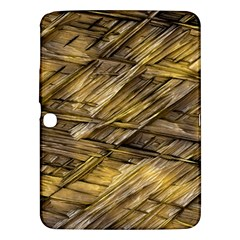 Grannys Hut   Structure 1a Samsung Galaxy Tab 3 (10 1 ) P5200 Hardshell Case  by MoreColorsinLife