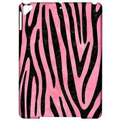 Skin4 Black Marble & Pink Watercolor (r) Apple Ipad Pro 9 7   Hardshell Case