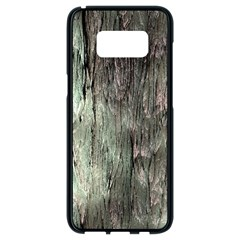 Grannys Hut   Structure 3b Samsung Galaxy S8 Black Seamless Case by MoreColorsinLife