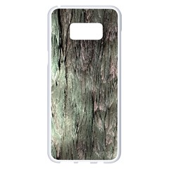 Grannys Hut   Structure 3b Samsung Galaxy S8 Plus White Seamless Case by MoreColorsinLife