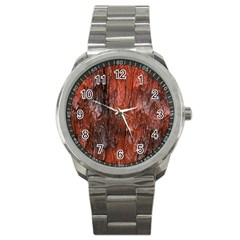 Grannys Hut   Structure 3c Sport Metal Watch