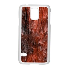Grannys Hut   Structure 3c Samsung Galaxy S5 Case (white) by MoreColorsinLife