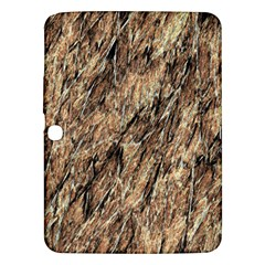 Grannys Hut   Structure 4a Samsung Galaxy Tab 3 (10 1 ) P5200 Hardshell Case  by MoreColorsinLife