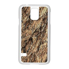 Grannys Hut   Structure 4a Samsung Galaxy S5 Case (white) by MoreColorsinLife