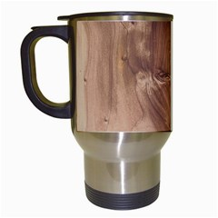 Fantastic Wood Grain 917c Travel Mugs (white)