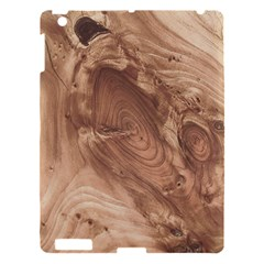 Fantastic Wood Grain 917c Apple Ipad 3/4 Hardshell Case by MoreColorsinLife