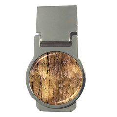 Grannys Hut   Structure 3a Money Clips (round)  by MoreColorsinLife