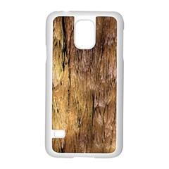 Grannys Hut   Structure 3a Samsung Galaxy S5 Case (white) by MoreColorsinLife