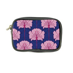 Beautiful Art Nouvea Floral Pattern Coin Purse by 8fugoso