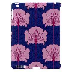 Beautiful Art Nouvea Floral Pattern Apple Ipad 3/4 Hardshell Case (compatible With Smart Cover) by 8fugoso