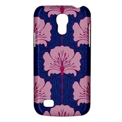 Beautiful Art Nouvea Floral Pattern Galaxy S4 Mini by 8fugoso
