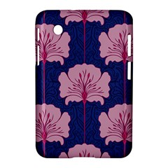 Beautiful Art Nouvea Floral Pattern Samsung Galaxy Tab 2 (7 ) P3100 Hardshell Case  by 8fugoso