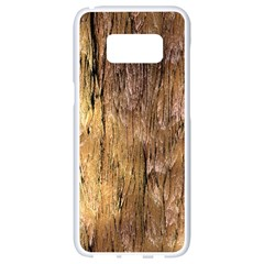 Grannys Hut   Structure 3a Samsung Galaxy S8 White Seamless Case by MoreColorsinLife