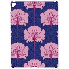 Beautiful Art Nouvea Floral Pattern Apple Ipad Pro 12 9   Hardshell Case by 8fugoso