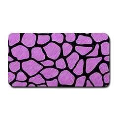 Skin1 Black Marble & Purple Colored Pencil (r) Medium Bar Mats by trendistuff