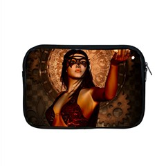 Wonderful Fantasy Women With Mask Apple Macbook Pro 15  Zipper Case by FantasyWorld7