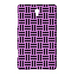 Woven1 Black Marble & Purple Colored Pencil Samsung Galaxy Tab S (8 4 ) Hardshell Case  by trendistuff
