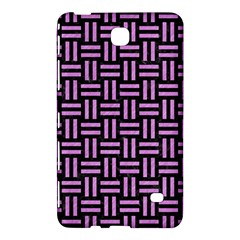 Woven1 Black Marble & Purple Colored Pencil (r) Samsung Galaxy Tab 4 (8 ) Hardshell Case  by trendistuff