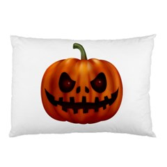 Halloween Pumpkin Pillow Case by Valentinaart