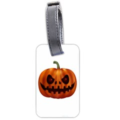 Halloween Pumpkin Luggage Tags (two Sides)
