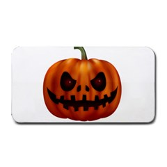 Halloween Pumpkin Medium Bar Mats by Valentinaart