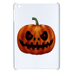 Halloween Pumpkin Apple Ipad Mini Hardshell Case by Valentinaart