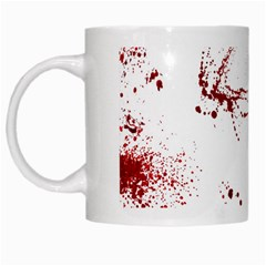 Massacre  White Mugs by Valentinaart