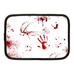 Massacre  Netbook Case (medium)