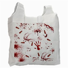 Massacre  Recycle Bag (two Side)