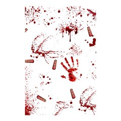 Massacre  Shower Curtain 48  X 72  (small)
