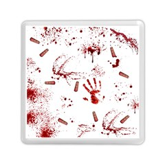 Massacre  Memory Card Reader (square)  by Valentinaart