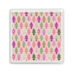 Christmas Tree Pattern Memory Card Reader (square)