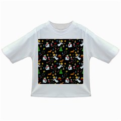 Christmas Pattern Infant/toddler T Shirts
