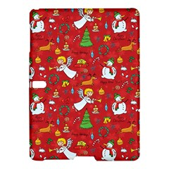 Christmas Pattern Samsung Galaxy Tab S (10 5 ) Hardshell Case  by Valentinaart