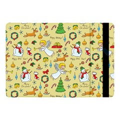 Christmas Pattern Apple Ipad Pro 10 5   Flip Case by Valentinaart