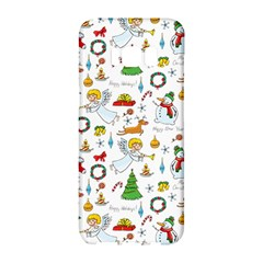 Christmas Pattern Samsung Galaxy S8 Hardshell Case
